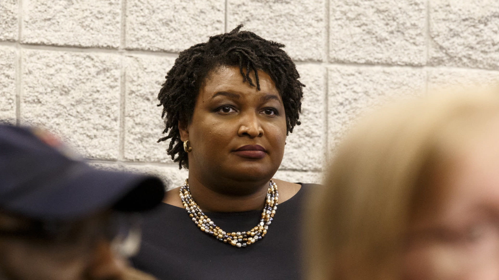 Stacey Abrams Hasn't Conceded Georgia's Gubernatorial Race. Here's Why.