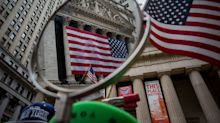 Fund managers are pouring money into US stocks, as profit outlook best in world
