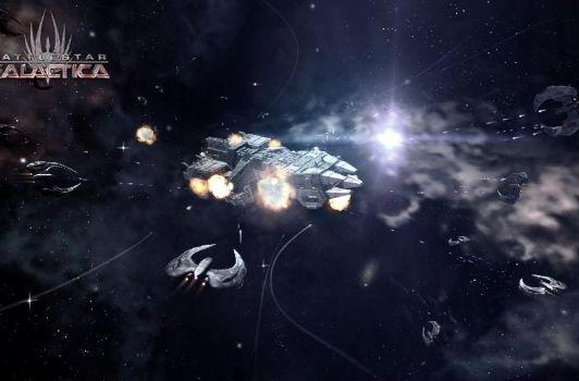 Bigpoint announces key characters in Battlestar Galactica Online