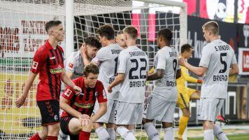 """""""Das ist die Qualität, die Kai hat"""" - Havertz rettet Leverkusen"""