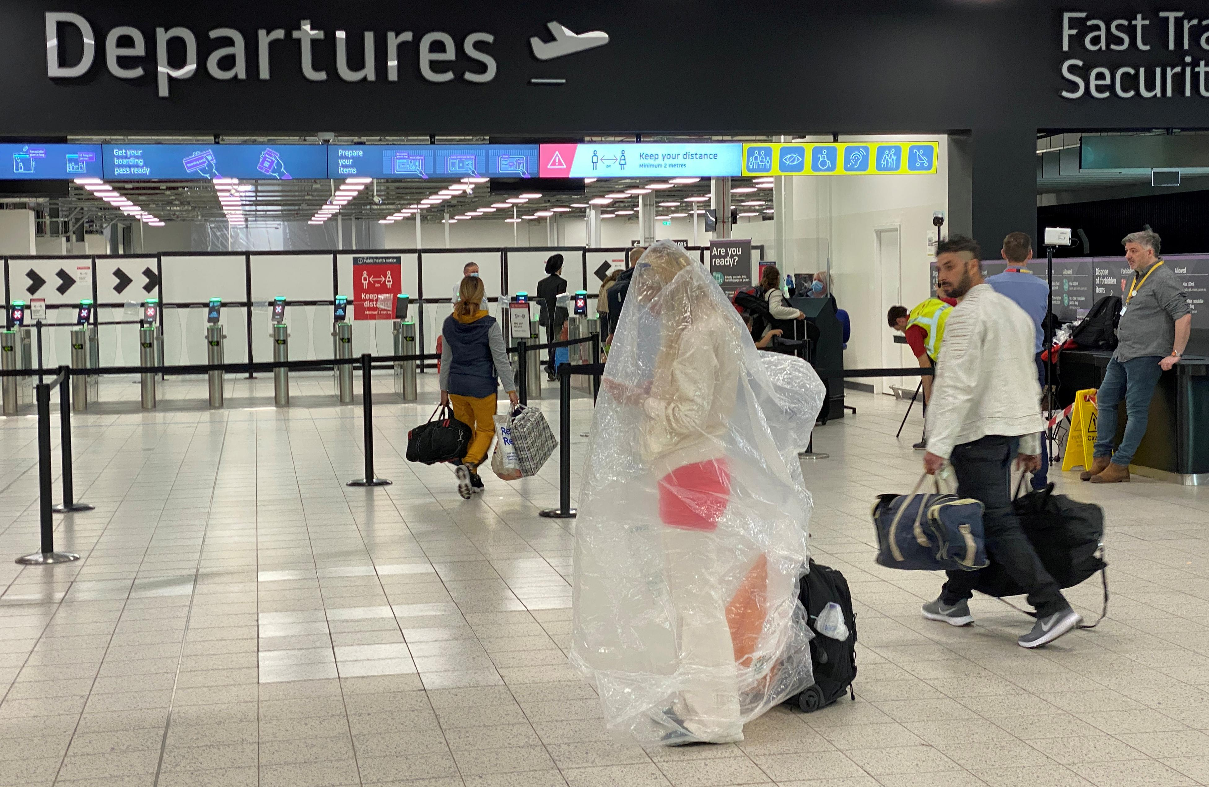 Coronavirus travel restrictions are expanded for Americans