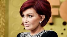 Sharon Osbourne debuts new white blonde hair after dramatic colour transformation