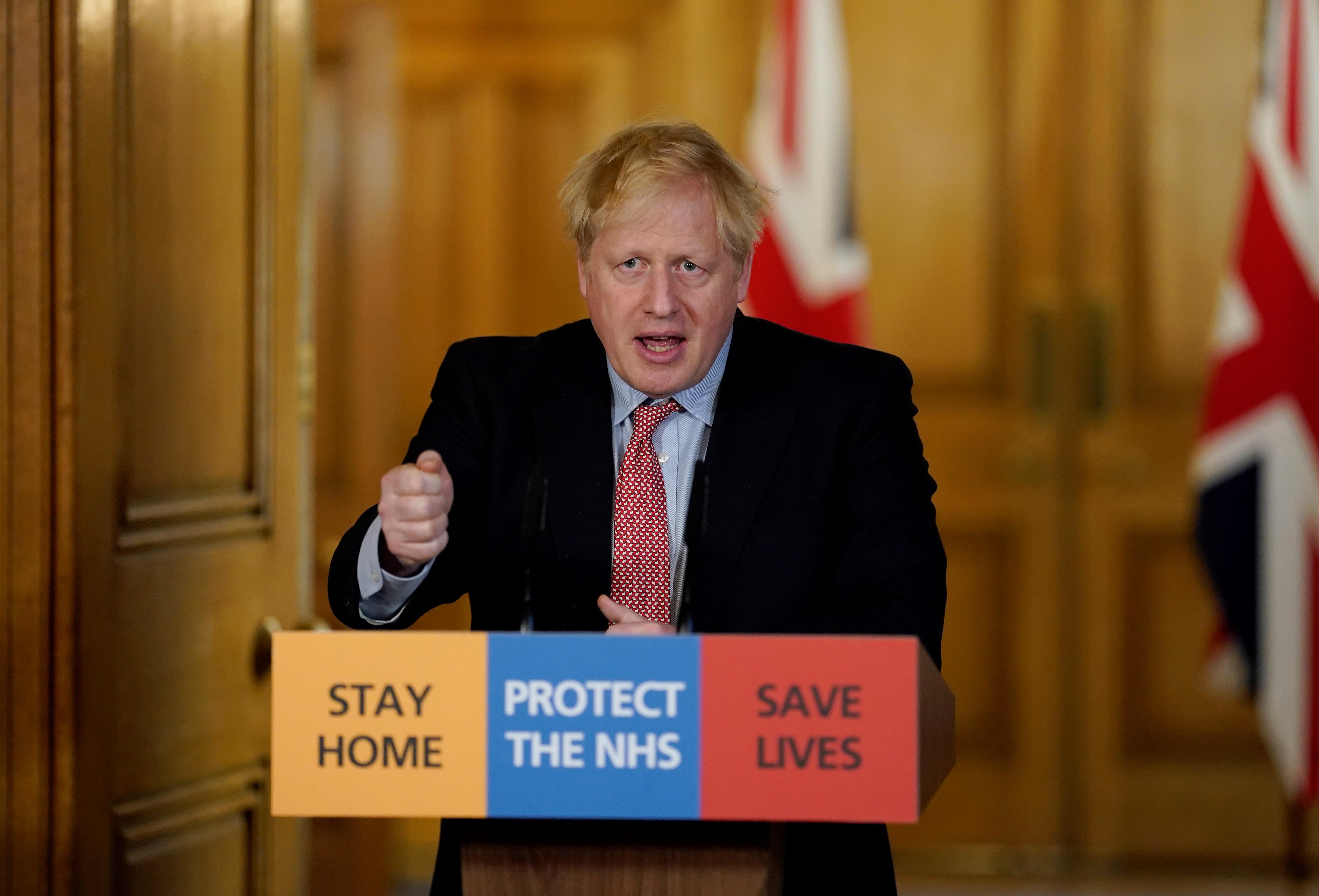 UK struggling with coronavirus tests amid global shortage