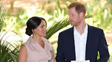 The First Excerpt From the Meghan and Harry Tell-All Is Here
