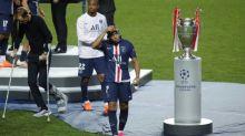 Foot - C1 - PSG - Kylian Mbappé (PSG):«On s'est battus de toutes nos forces»