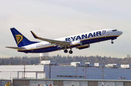 Ryanair planning in-flight bingo, gambling