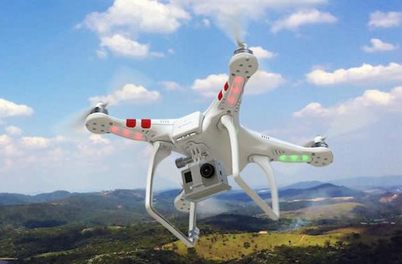 University library starts 'drone loan' program for students