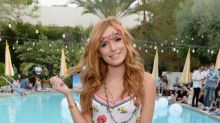 """Bella Thorne Thinks Nipple Tassles Are """"Unclassy,"""" Sarah Hyland Loves Her New Hair & Other Fun Facts From Coachella"""