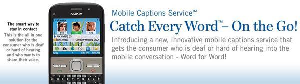 Consumer Cellular rolls out Mobile Captions Service atop Nokia E5