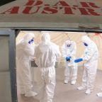 Australian police take 'black box' off cruise ship in coronavirus homicide probe