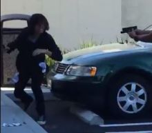 Shocking Video Shows California Cop Shooting Man