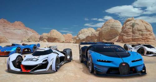 Sport Auto - jeux vidéo - Du gameplay pour Gran Turismo Sport