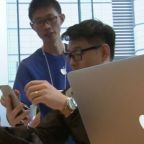 Apple moves to help struggling China business