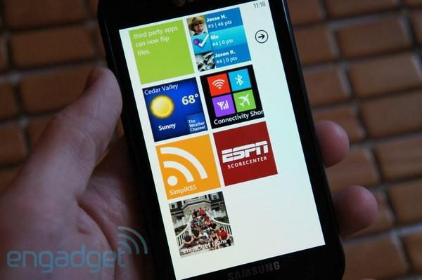 Microsoft: Windows Phone Mango now being delivered to '100 percent' of compatible devices