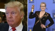 Donald Trump said Meryl Streep is 'excellent' in 2015 interview