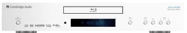 Cambridge Audio dips on in, announces 640BD Blu-ray player for 2009