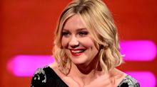 Kirsten Dunst explains why she is in no rush to lose baby weight
