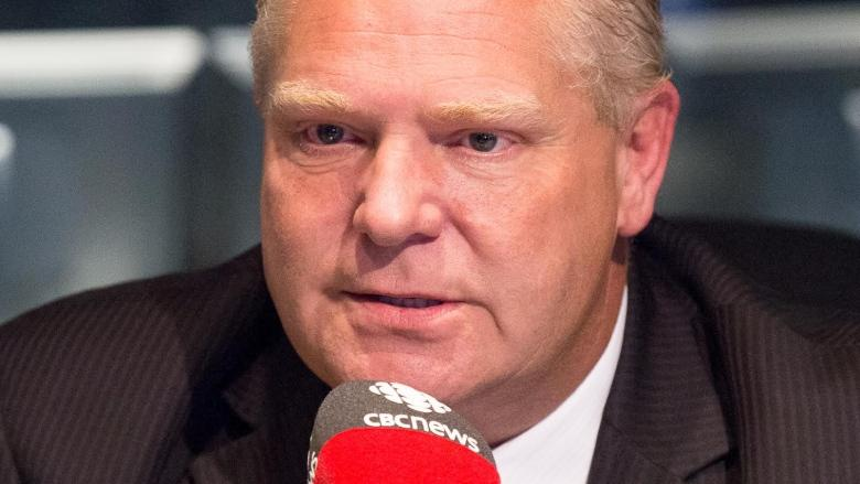 Doug Ford accepted a difficult task when he decided to ...