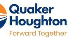 Quaker Houghton Announces Quarterly Dividend