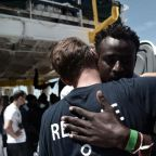 Spain rescues hundreds of refugees from sea as new left-wing government embraces softer immigration stance