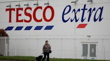 Tesco sales inch higher over 'challenging' Christmas