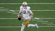 NFL draft winners and losers: Notre Dame's Ian Book changing narrative of his pro potential