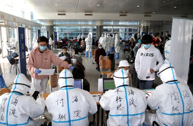 Coronavirus epicenter of Wuhan, China reports no new 'homegrown' cases