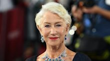 Dame Helen Mirren reveals she confronted a bear in her garden