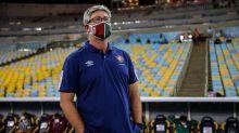 Odair cita desgaste do Fluminense e diz: 'Se tivéssemos mais condições de treinamento, não perderíamos'