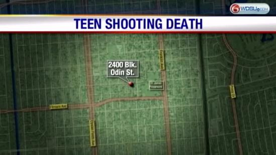 Neighbors Question Weekend Shooting In Gentilly