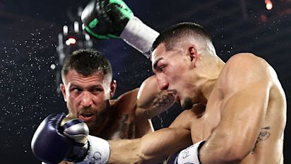 Vasiliy Lomachenko succumbs to boxing's cruel destiny