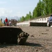 Bomb blast at Chinese embassy in Kyrgyzstan