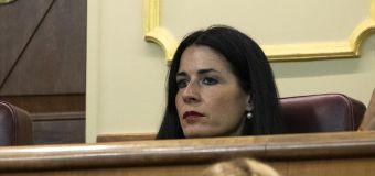 """Carla Toscano, la diputada de Vox por """"la verdad, el bien y la belleza"""""""