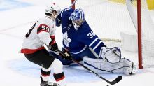 Matthews, Campbell lead streaking Maple Leafs past Senators
