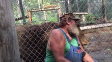 Lion Pees on Group of People at Zoo
