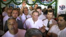 Brazil police say faith healer has turned himself in