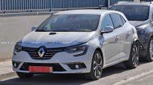 Renault Megane hybrid spied under development with 2 test prototypes