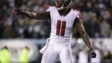 Julio Jones locks Twitter account, scrubs Falcons photos from Instagram, sends fans into panic
