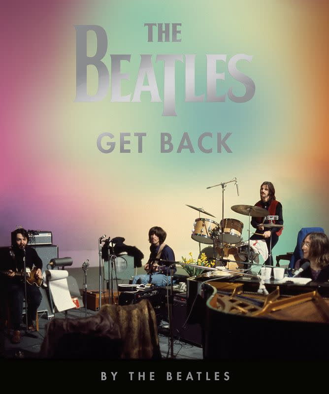 New book to be released from the Beatles