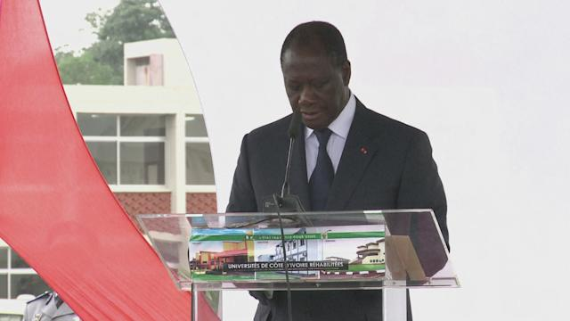 Ivory Coast's universities reopen after two years