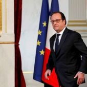 Hollande says will stay true to values after Trump swipe at France