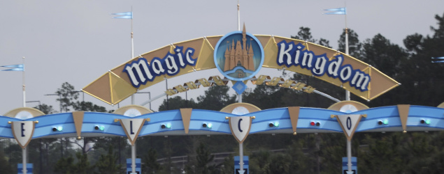 Magic Kingdom. (AP)