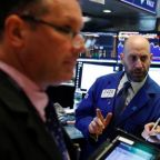 Stocks climb, gold set for weekly loss, as rate hike worries ease