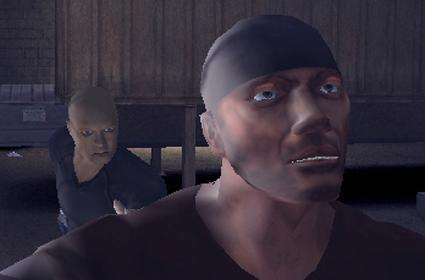 Chiklis gets cheeky in The Shield video game
