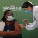 Brazil to begin vaccination campaign on Monday afternoon