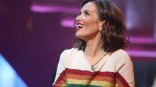'Gay friendly'... Natalia Oreiro desafió al gobierno de Rusia con su vestimenta