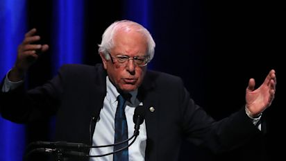 Sanders: Even the Boston bomber should get to vote