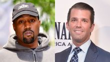 'Kanye West is what happens when Negroes don't read': CNN panel bashes rapper and Donald Trump Jr. isn't having it