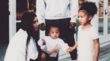 Kim Kardashian sugiere nuevo embarazo