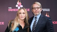 Sarah Jessica Parker celebrates 23 years of marriage to Matthew Broderick with sweet throwback